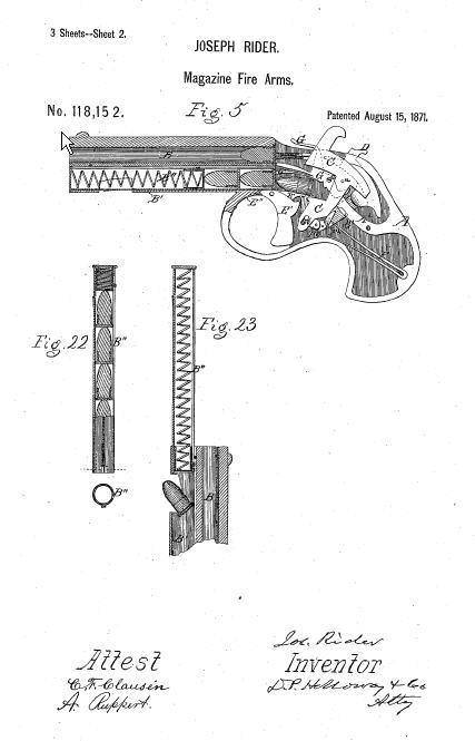 E  Remington & Sons