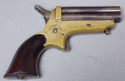 pepperbox gun value by serial number